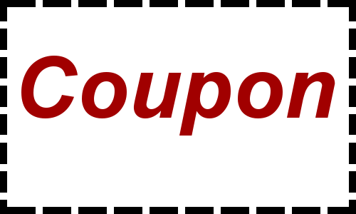 Test Coupon